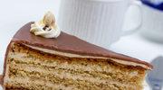 Aromatyczny tort kawowo-orzechowy