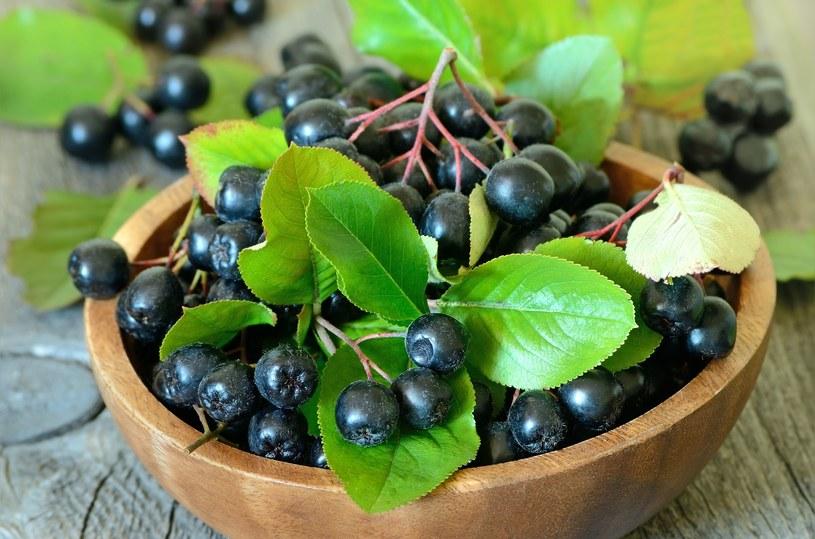 Aronia jest uznawana za super owoc /123RF/PICSEL