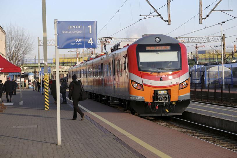 ARP i POLREGIO rozwiną innowacje na kolei /Anatol Chomicz /Agencja SE/East News