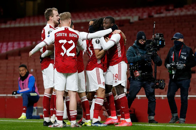 Arsenal Arsenal /IAN KINGTON /AFP