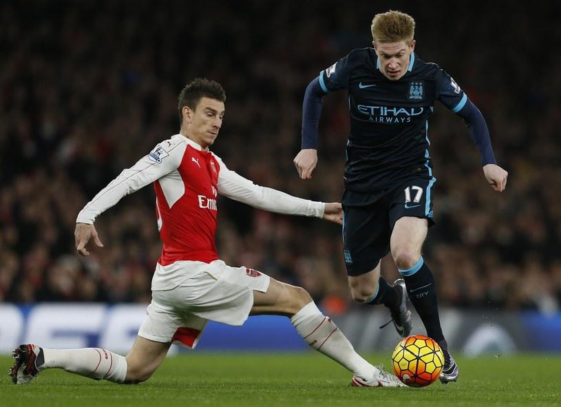 Arsenal - Man City /AFP