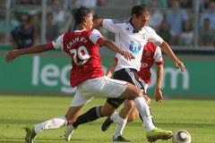 Arsenal pokonał Legię 6:5