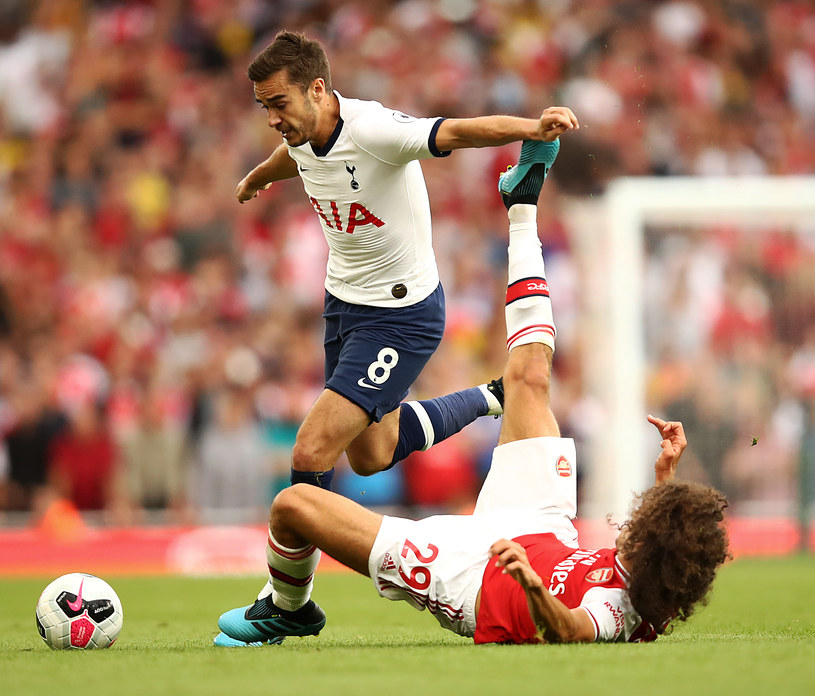 Arsenal - Tottenham 2-2 /Getty Images