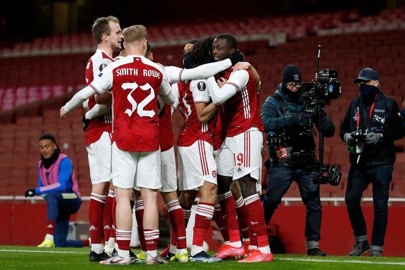 Arsenal /IAN KINGTON /AFP