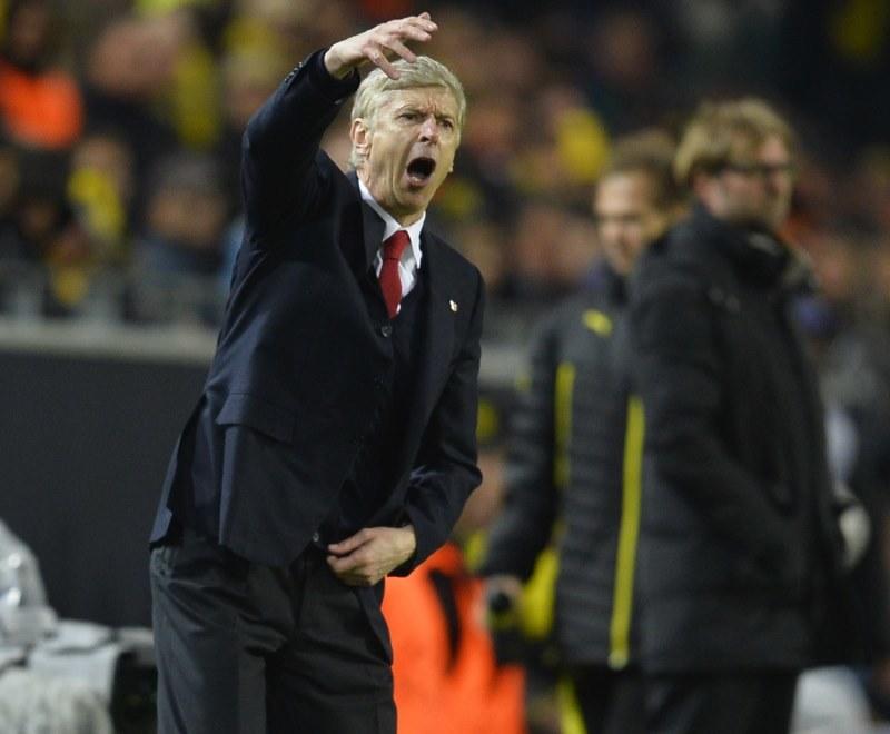 Arsene Wenger, menedżer Arsenalu Londyn przegrał transferowy bój o Roberta Lewandowskiego /AFP