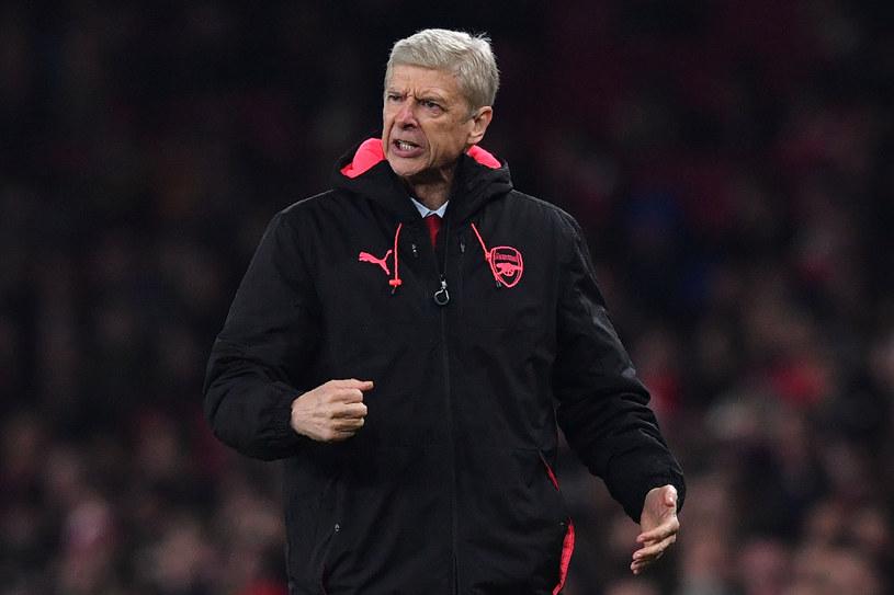 Arsene Wenger obejmie reprezentację? /AFP