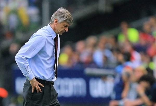 Arsene Wenger /AFP