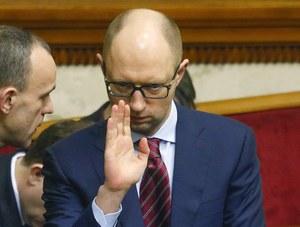 Arsenij Jaceniuk premierem Ukrainy