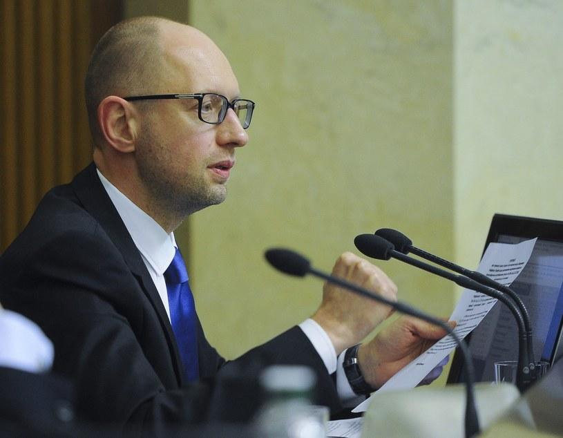 Arsenij Jaceniuk /AFP