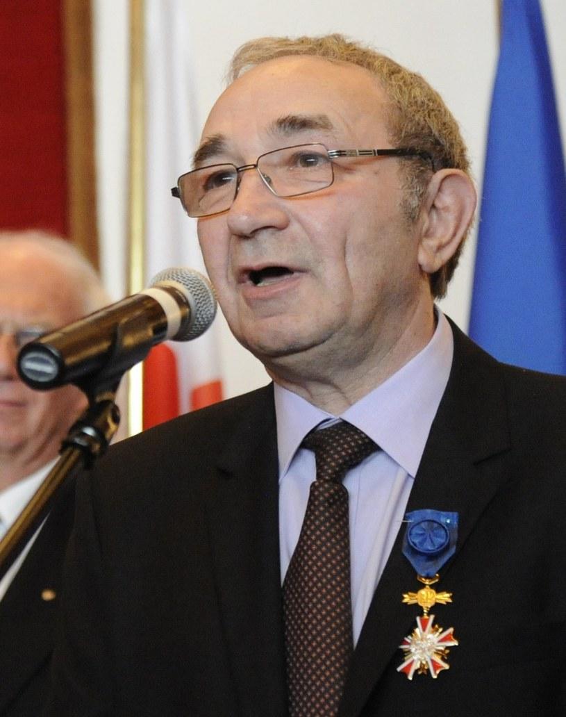 Arsenij Roginski w 2010 r. /Wojtek Laski /East News