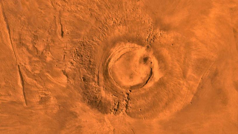 Arsia Mons /NASA