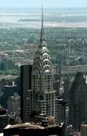 Art Déco: budynek Chryslera w Nowym Jorku /Encyklopedia Internautica