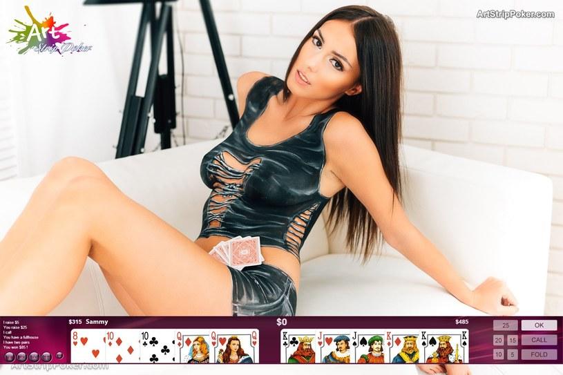 Art Strip Poker /materiały prasowe