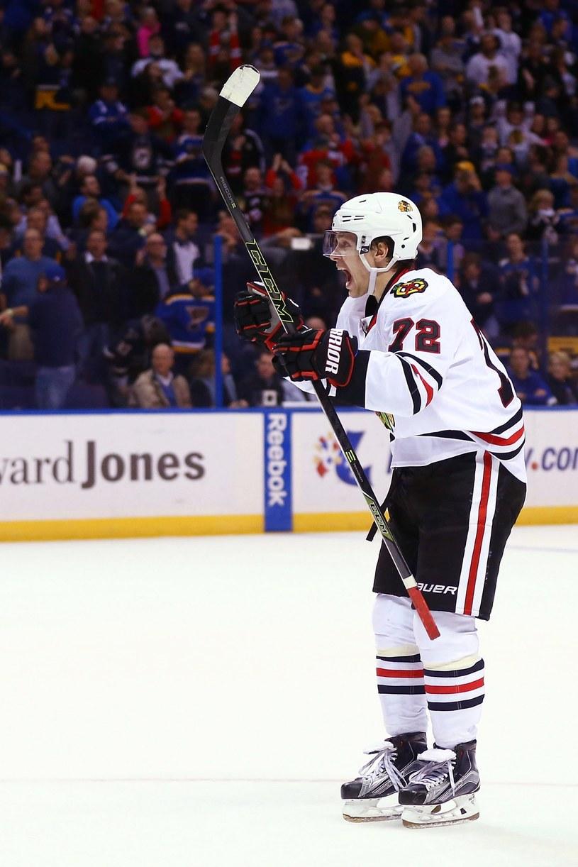 Artiemij Panarin z Chicago Blackhawks /AFP