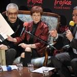 """Artur Andrus, Maria Czubaszek i Wojtek Karolak razem (teledysk """"Zając na Manhattanie"""")"""