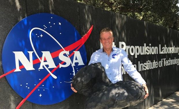 Artur B. Chmielewski, syn Papcia Chmiela, dla RMF FM o horrorze lądowania na Marsie
