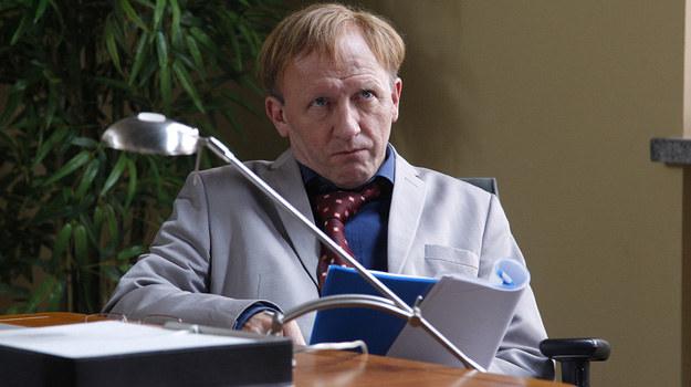 Artur Barciś jako Czerepach /Krzemiński Jordan /AKPA