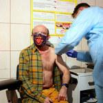Artur Barciś jechał po szczepionkę prawie 3h, ale jednego nie przewidział...