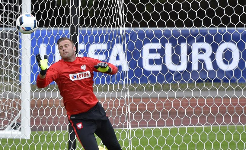 Artur Boruc nie przyjechał na wycieczkę do Francji. /AFP