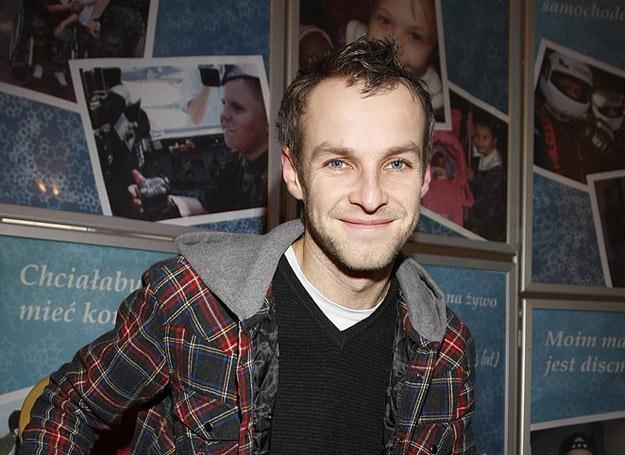 Artur Chamski liczy na drugą szansę na Eurowizji /AKPA