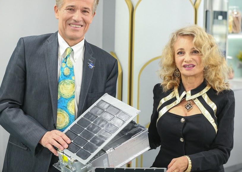 Artur Chmielewski, Monique Lehman /Kamil Piklikiewicz/DDTVN /East News