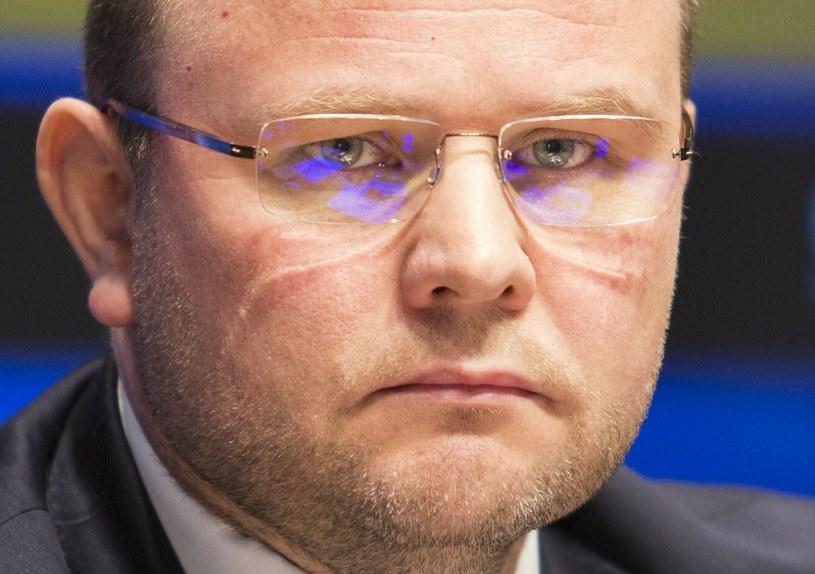 Artur Dyczko, p.o. prezesa JSW /Andrzej Hulimka  /Reporter
