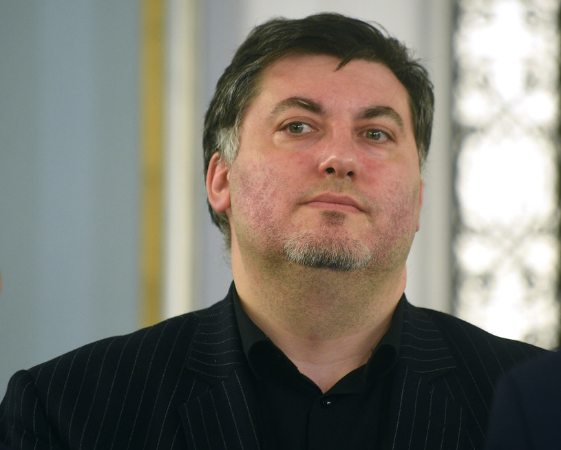 Artur Dziambor, poseł Konfederacji /Adam Chelstowski /Agencja FORUM