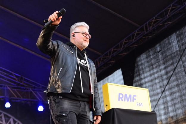 Artur Gadowski był jedną z gwiazd naszej niepodległościowej imprezy /Mateusz Król /RMF FM