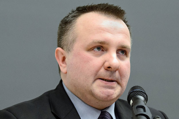 Artur Górczyński: Nowa twarz w SLD /Łukasz Dejnarowicz /Agencja FORUM