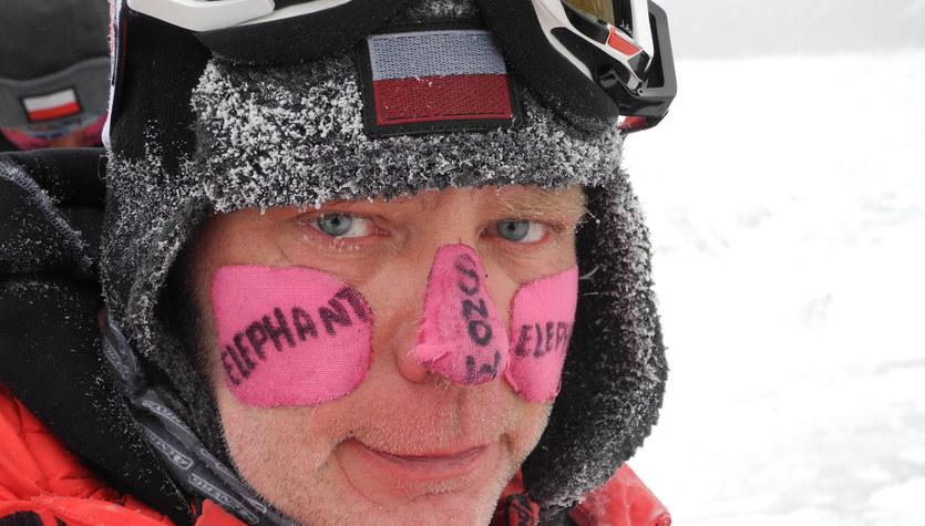 Artur Hajzer. Człowiek do łamania barier w Himalajach