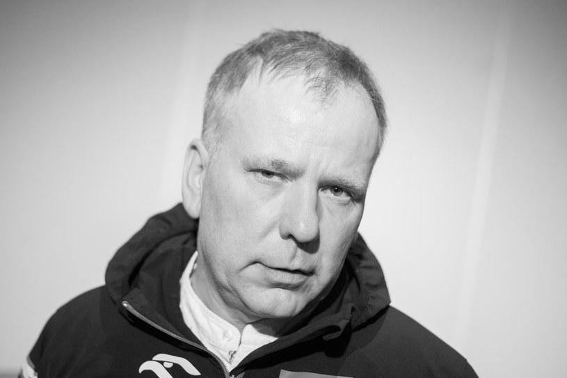 Artur Hajzer /Agencja FORUM
