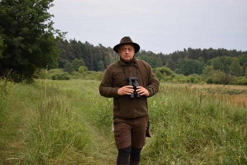 Artur kocha przyrodę i podróże. Marzy, że ta największa,  jest jeszcze przed nim u boku ukochanej kobiety /Fundacja DKMS /