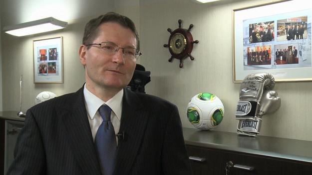 Artur Mikołajko, prezes Intersport Polska /Newseria Biznes