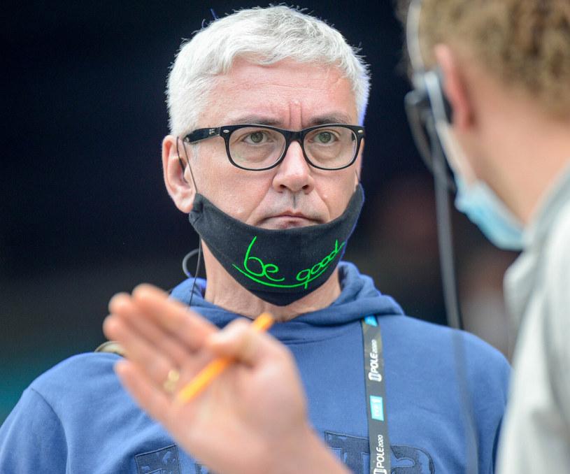 Artur Orzech /Tadeusz Wypych /Reporter