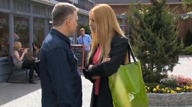 Artur (Robert Moskwa) i Teresa (Dominika Łakomska) /www.mjakmilosc.tvp.pl/