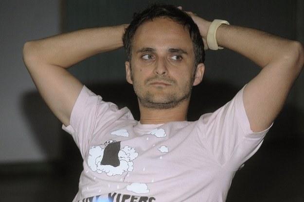 Artur Rojek, dyrektor artystyczny OFF Festival /AKPA