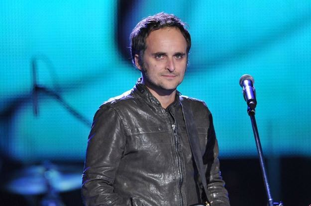 Artur Rojek, wokalista Myslovitz - fot. Piotr Andrzejczak /East News