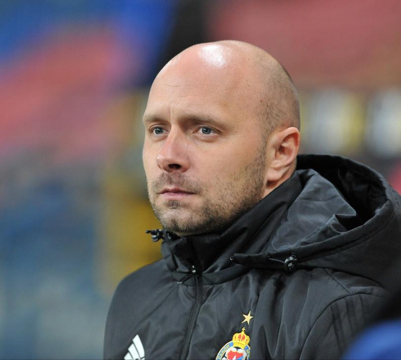 Artur Skowronek, trener Wisły Kraków /Michał Klag /East News