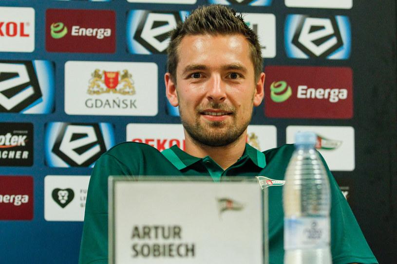Artur Sobiech /GRZEGORZ RADTKE /Newspix