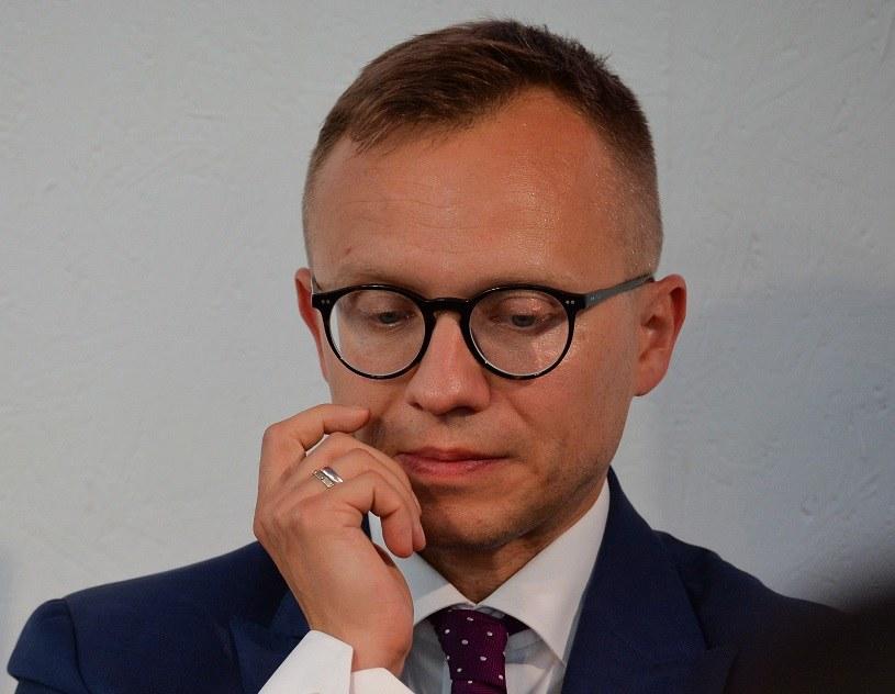 Artur Soboń, pełnomocnik rządu ds. transformacji spółek energetycznych i górnictwa węglowego /Aleksiej Witwicki /Agencja FORUM