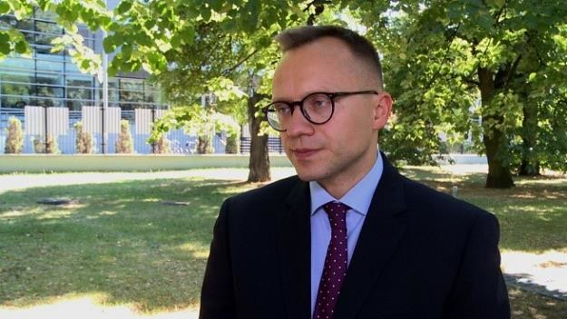 Artur Soboń, sekretarz stanu w MiR /Newseria Biznes