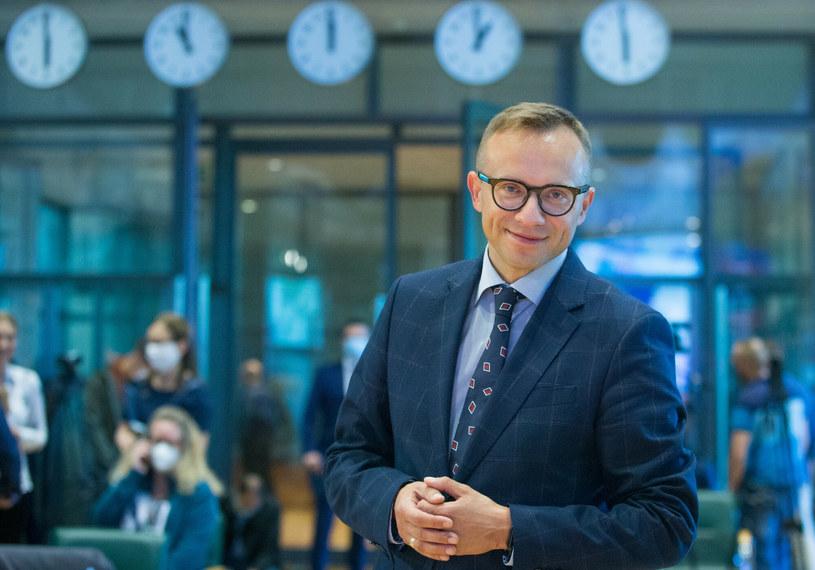 Artur Soboń, sekretarza stanu w Ministerstwie Aktywów Państwowych /Tomasz Jastrzębowski /East News