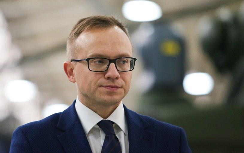 Artur Soboń, wiceminister  inwestycji i rozwoju /Wojtek Jargilo /East News