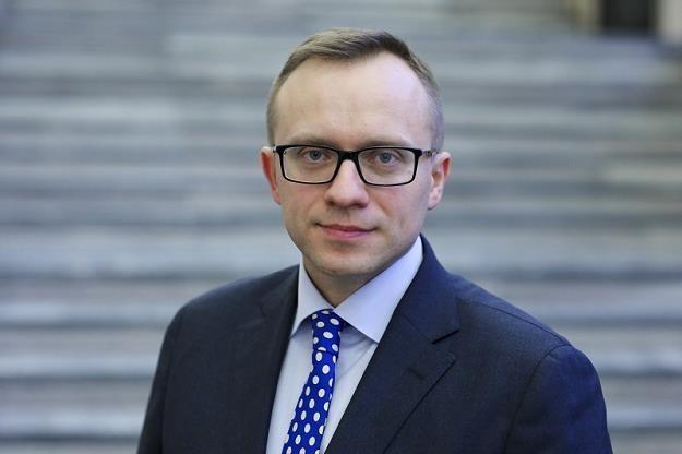 Artur Soboń, wiceminister inwestycji i rozwoju /Informacja prasowa