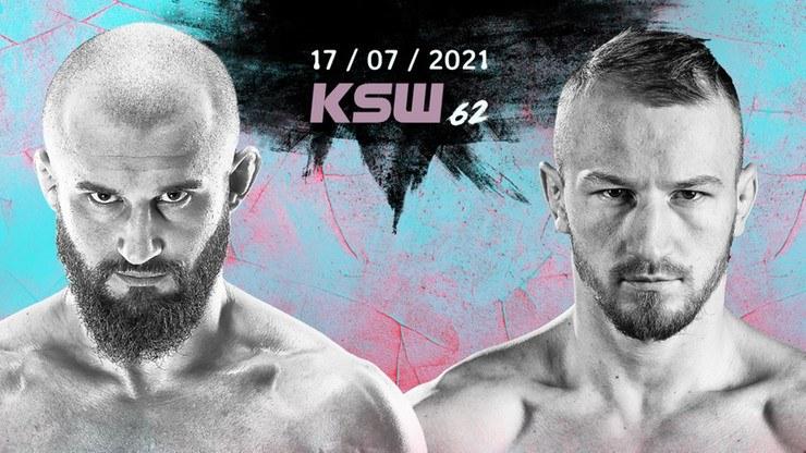 Artur Sowiński zmierzy się z Sebastianem Rajewskim na KSW 62 /Polsat Sport