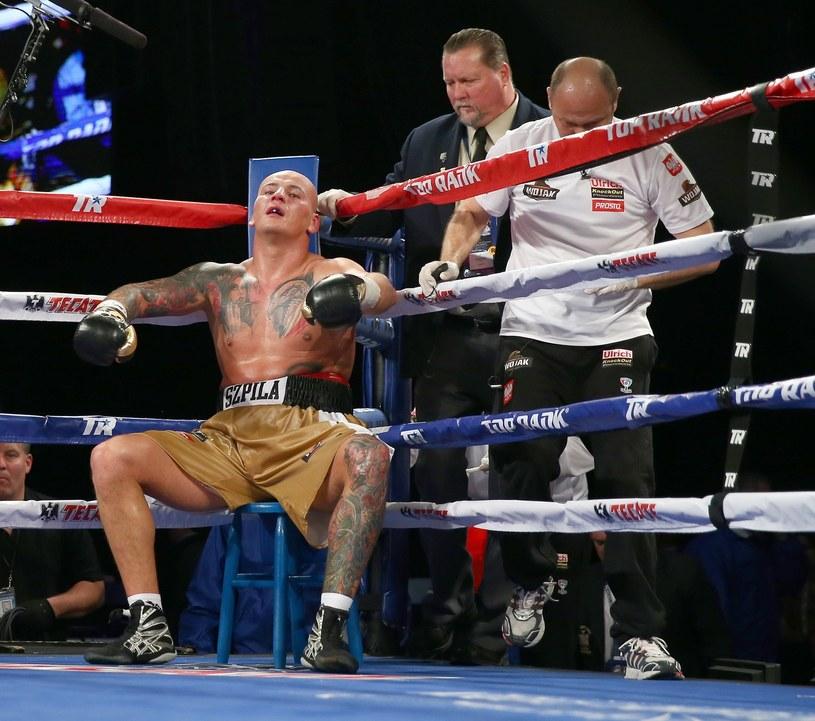 Artur Szpilka po dłuższmy odpoczynku wróci na ring w listopadzie /AFP