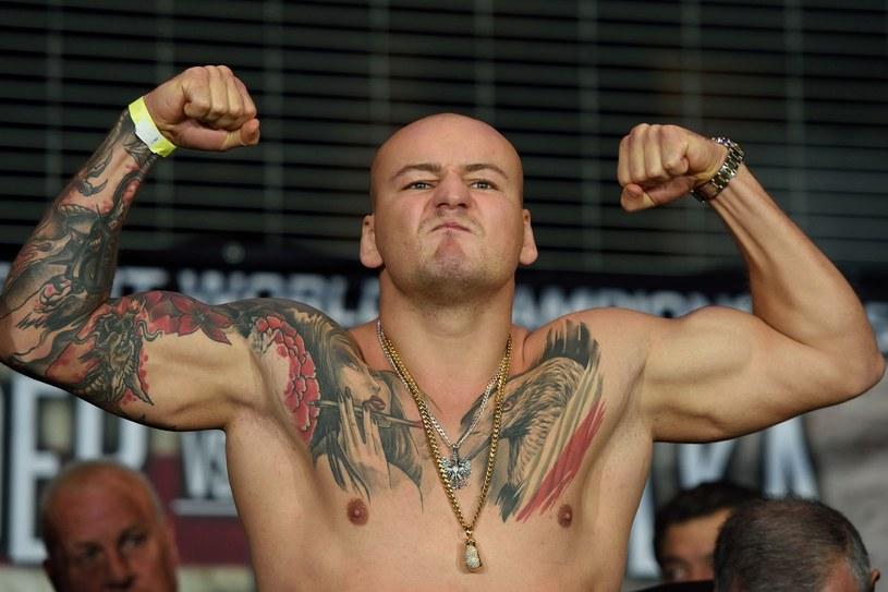 Artur Szpilka, zdaniem swojego promotora, byłby absolutnym dominatorem w wadze junior ciężkiej /fot. DON EMMERT /East News