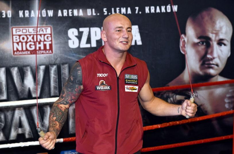 Artur Szpilka /fot. Jacek Bednarczyk /PAP