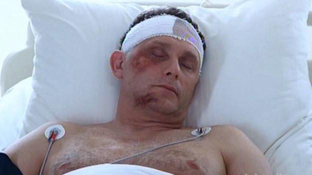 Artur w ciężkim stanie trafi do szpitala! /www.mjakmilosc.tvp.pl/