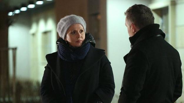 Artur zapowiada, że nie da Marysi rozwodu, bo nadal ją kocha i będzie walczył o ich małżeństwo! /www.mjakmilosc.tvp.pl/